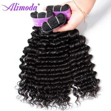 alimoda hair deep wave hair bundles