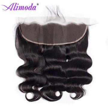 Alimoda hair body wave frontal
