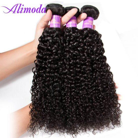 alimoda curly hair bundles