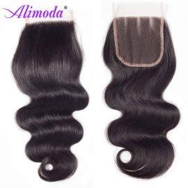 alimoda hair body wave closure