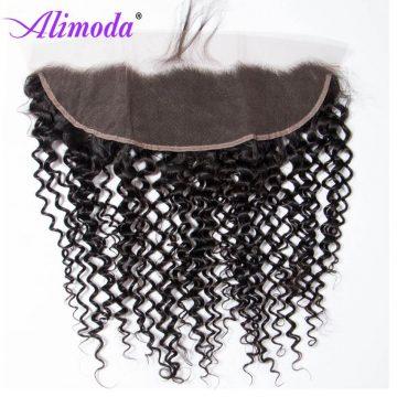 alimoda hair curly frontal