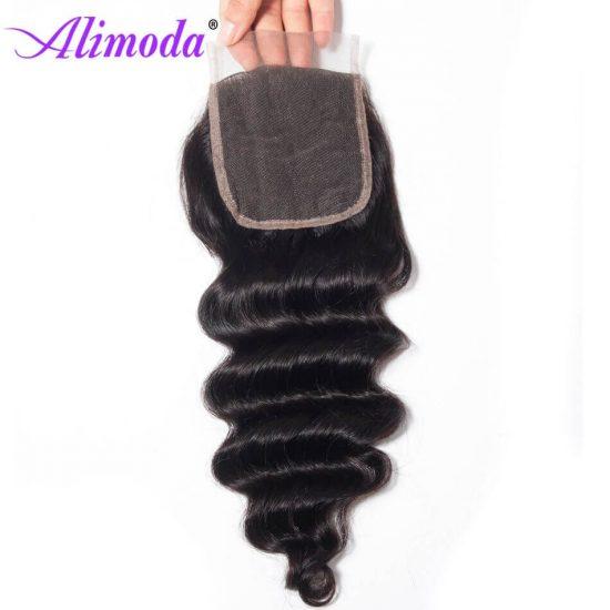 alimoda hair loose deep closure