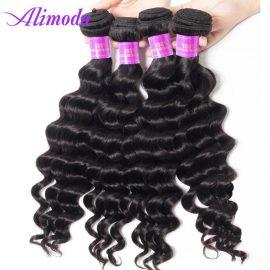 alimoda hair loose deep wave bundles