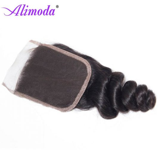 alimoda hair loose wave closure