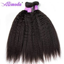 alimoda hair kinky straight yaki hair