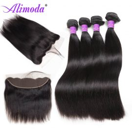 alimoda hair straight hair with frontal 4