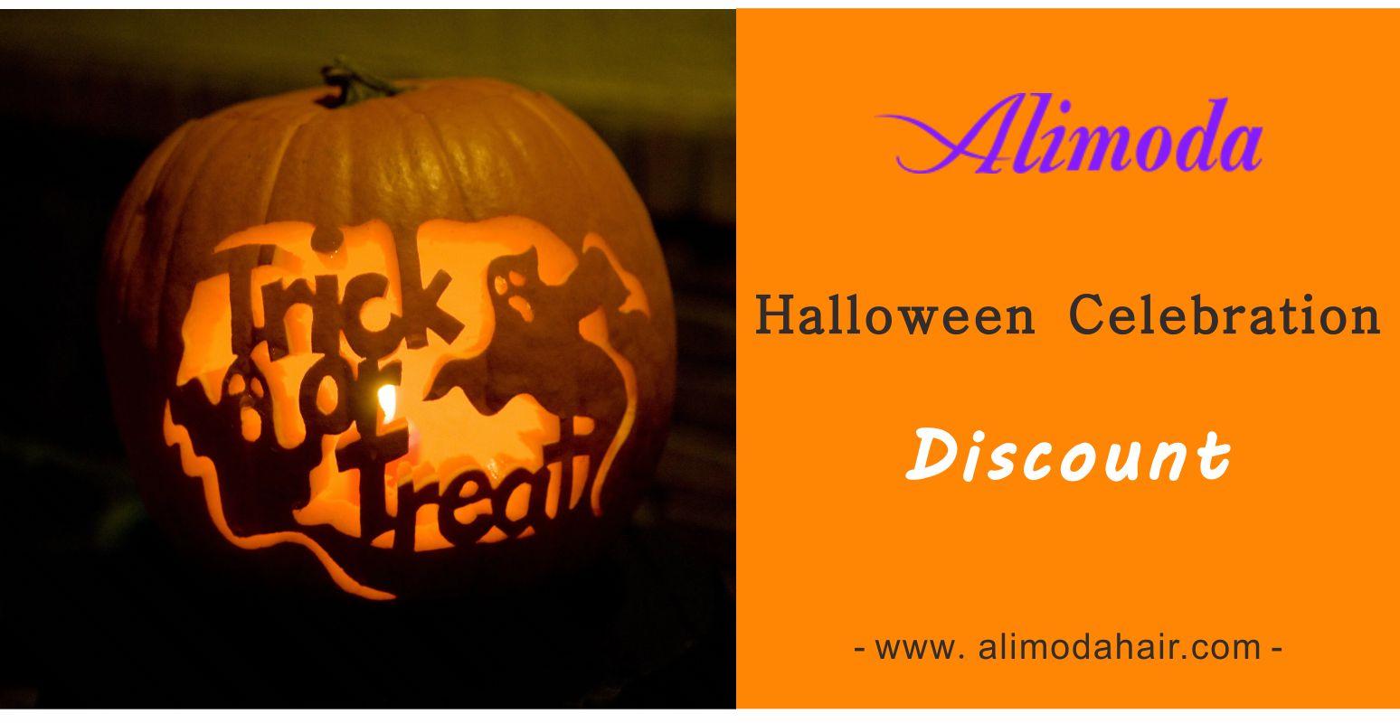 Alimoda Halloween Celebration Discount