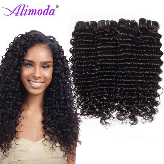 alimoda hair deep wave hair bundles 13