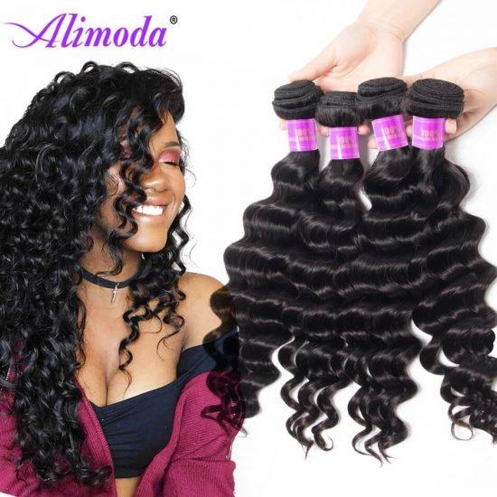 alimoda hair loose deep wave bundles 9