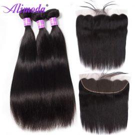 alimoda hair straight hair with frontal 5