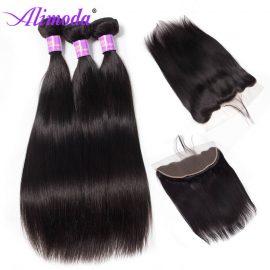 alimoda hair straight hair with frontal 6