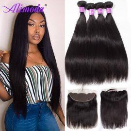 alimoda hair straight hair with frontal 7
