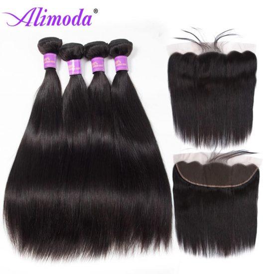 alimoda hair straight hair with frontal 8